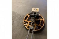 Barikell kantglattemaskin / helikopter